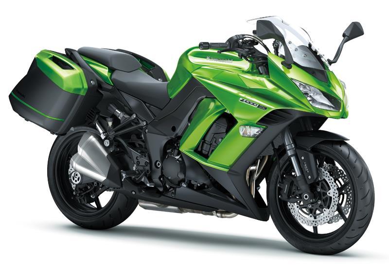 Kawasaki Z1000sx 2014 On Review Speed Specs Prices Mcn