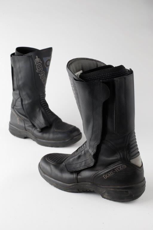 product review daytona travel star gtx boots mcn. Black Bedroom Furniture Sets. Home Design Ideas