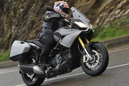 APRILIA CAPONORD 1200  (2013-on)