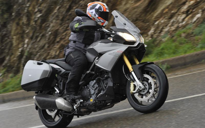 Aprilia Caponord 1200 2013 On Review Mcn