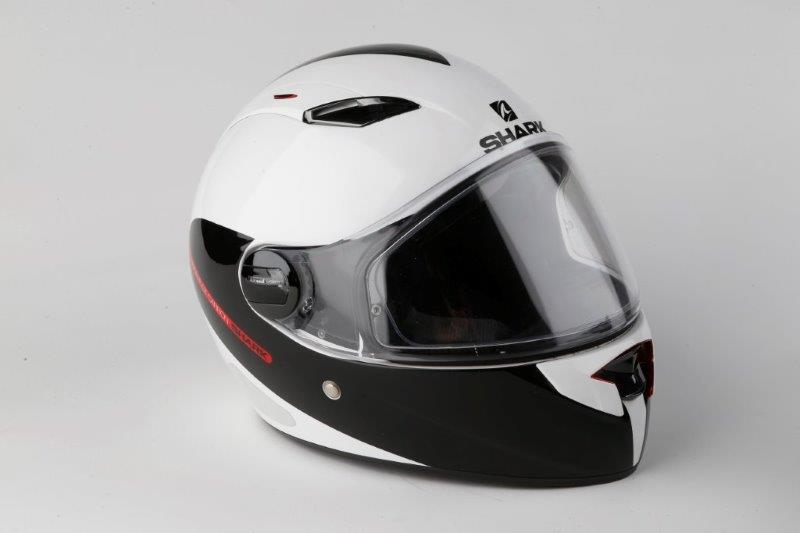 helmet review shark vision r gt mcn. Black Bedroom Furniture Sets. Home Design Ideas