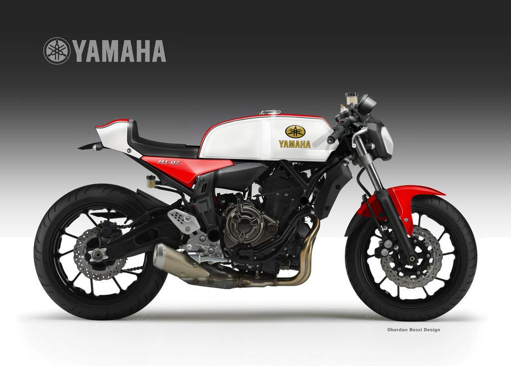 yamaha mt 07 street racer concept mcn. Black Bedroom Furniture Sets. Home Design Ideas
