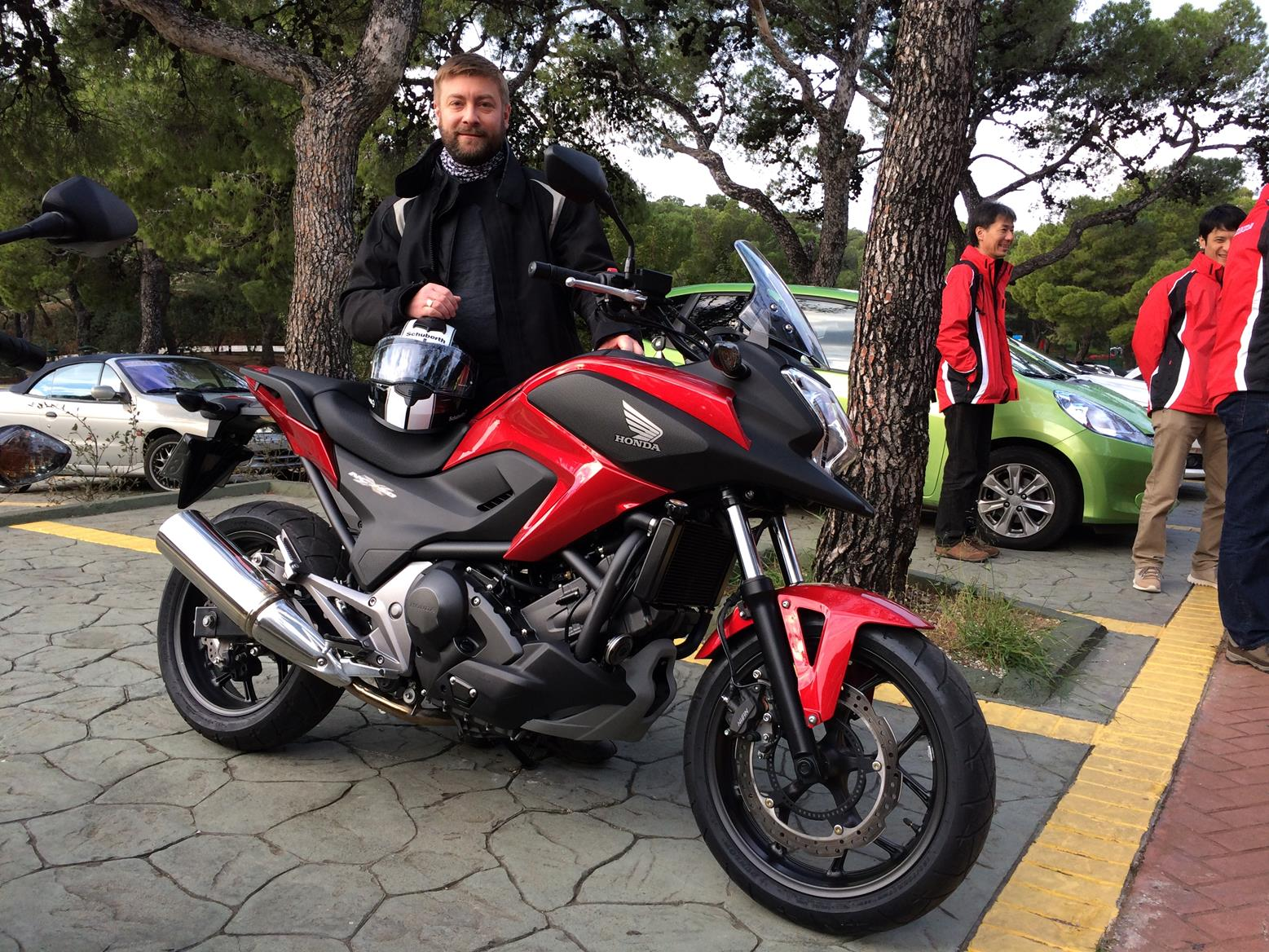 First Ride New Honda Nc750x