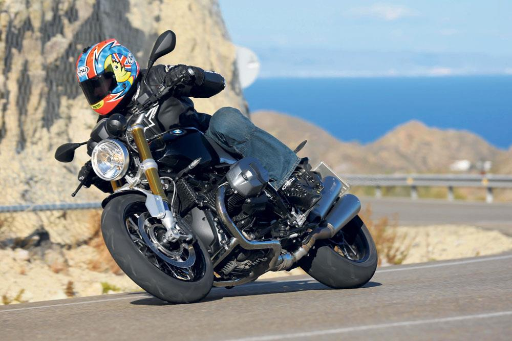 bmw r nine t 2014on review  speed specs  prices  mcn