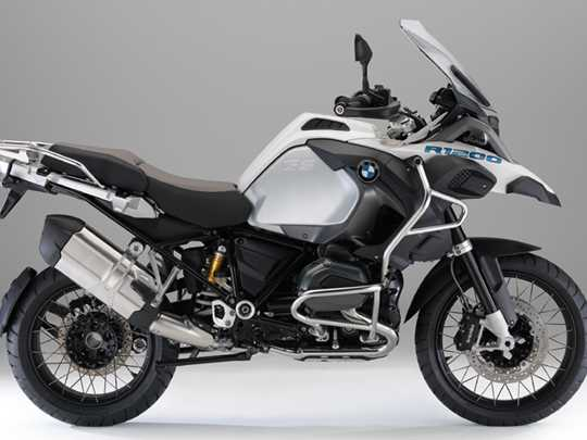 BMW R1200GS ADVENTURE  (2014-on)