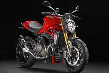 DUCATI MONSTER 1200S  (2014-on)