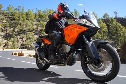 KTM 1190 ADVENTURE  (2013-on)