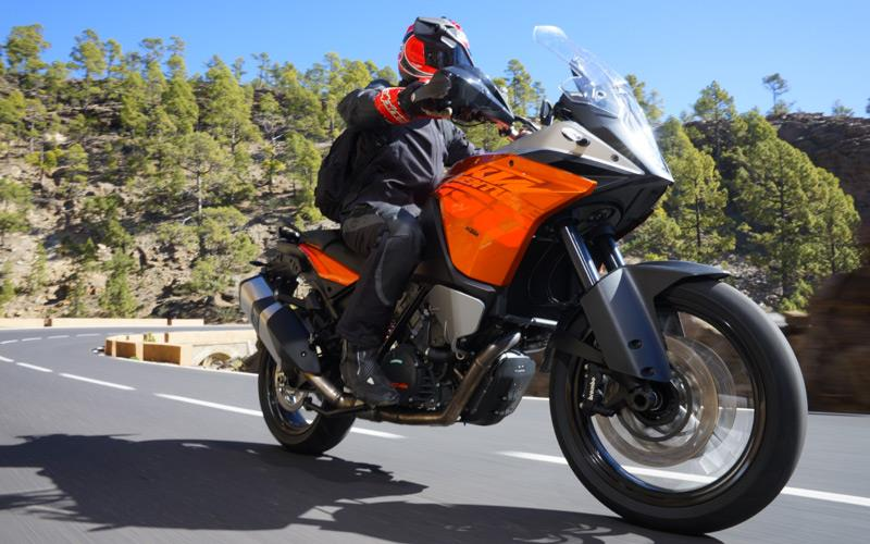 KTM 1190 ADVENTURE (2013-on) Review
