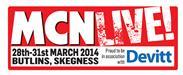Go big at MCN Live!