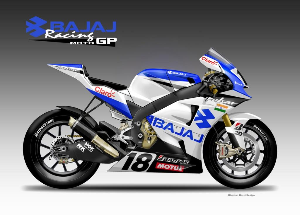 Bajaj MotoGP bike | MCN