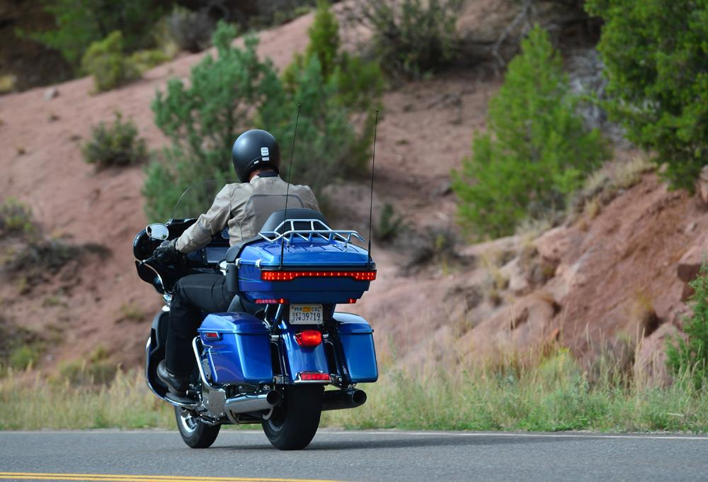 HARLEY-DAVIDSON ELECTRA GLIDE ULTRA LIMITED (2013-on) Review