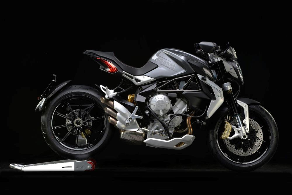 MV-AGUSTA BRUTALE 800 DRAGSTER (2014-on) Review | MCN