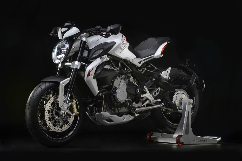 MV-AGUSTA BRUTALE 800 DRAGSTER (2014-on) Review
