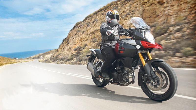 Suzuki v strom 1000 review 2015