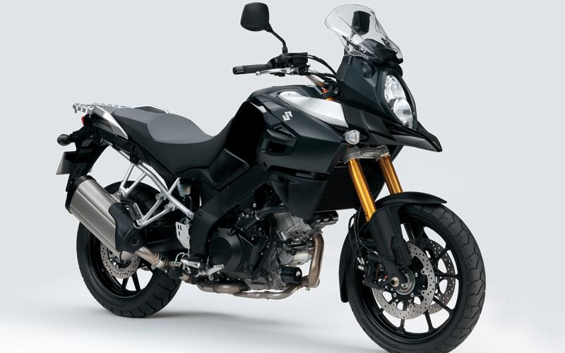 suzuki dl1000 v strom 2014 on review mcn. Black Bedroom Furniture Sets. Home Design Ideas