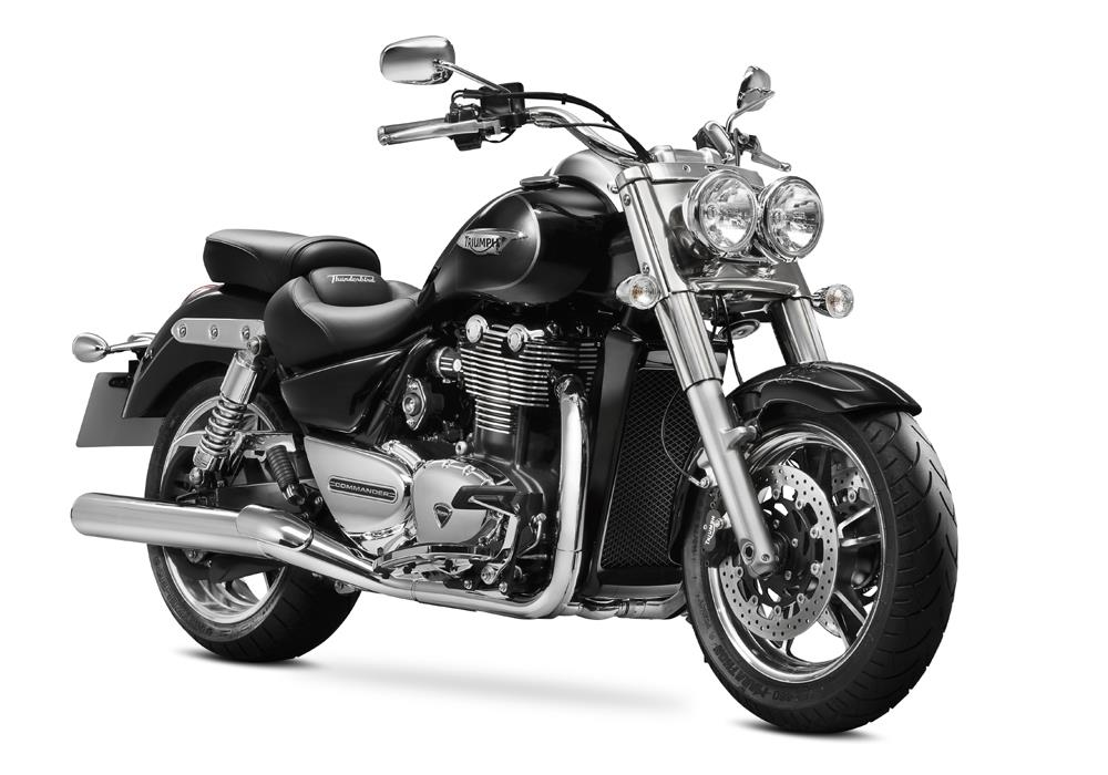 Incredible Triumph Thunderbird 1700 Commander 2014 On Review Mcn Caraccident5 Cool Chair Designs And Ideas Caraccident5Info