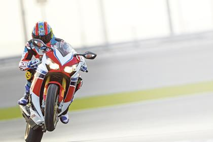 HONDA CBR1000RR FIREBLADE SP (2014-on)