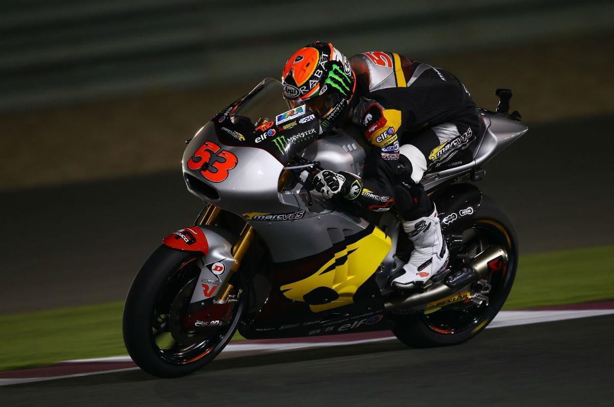 Qatar MotoGP: Rabat on Moto2 pole   MCN