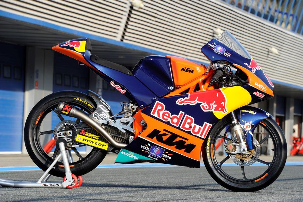 KTM begins 2015 Moto3 assault | MCN