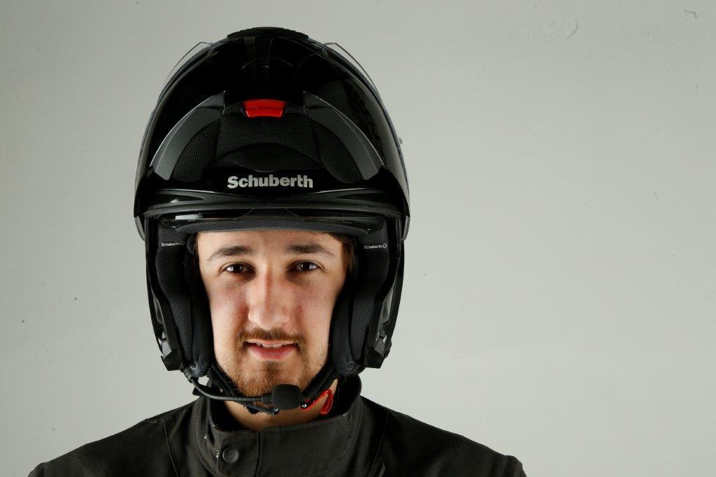 Schuberth c3 pro limited edition.