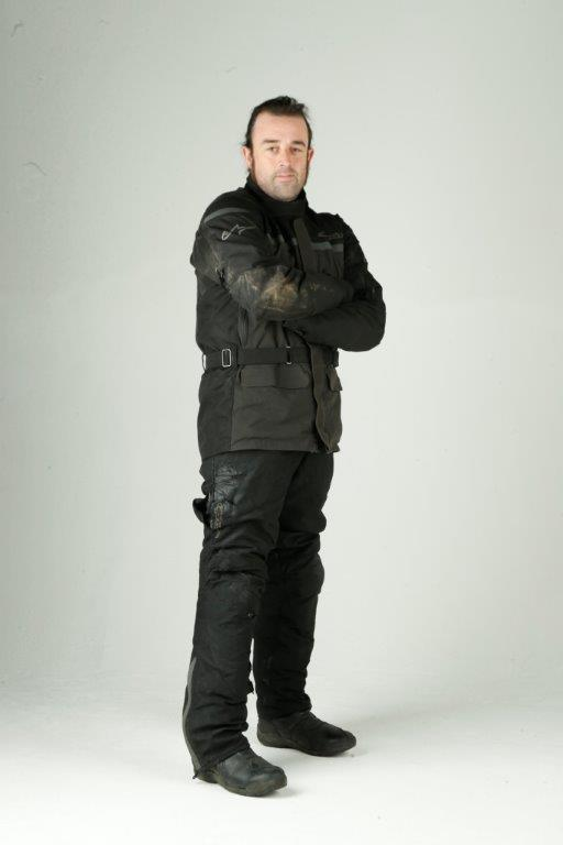 Gore Tex Motorcycle Jacket ... Alpinestars Koln Drystar jacket and Excursion Gore-Tex trousers | MCN