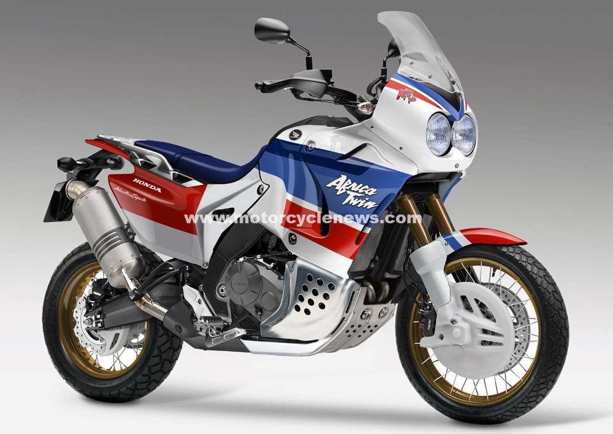 New Africa Twin Grab A Classic Adventure Bike Mcn