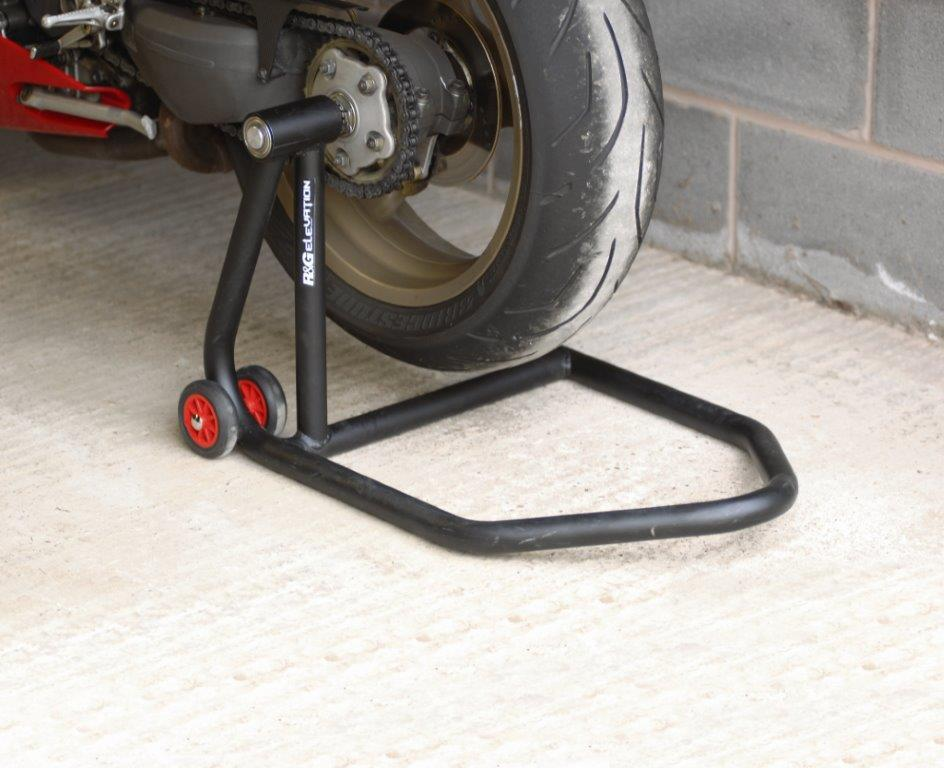 Product Review R Amp G Racing Single Sided Paddock Stand Mcn