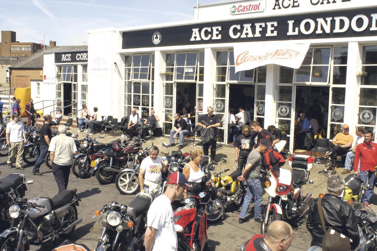 Ace Café Could Be Closed MCN - Ace cafe orlando car show