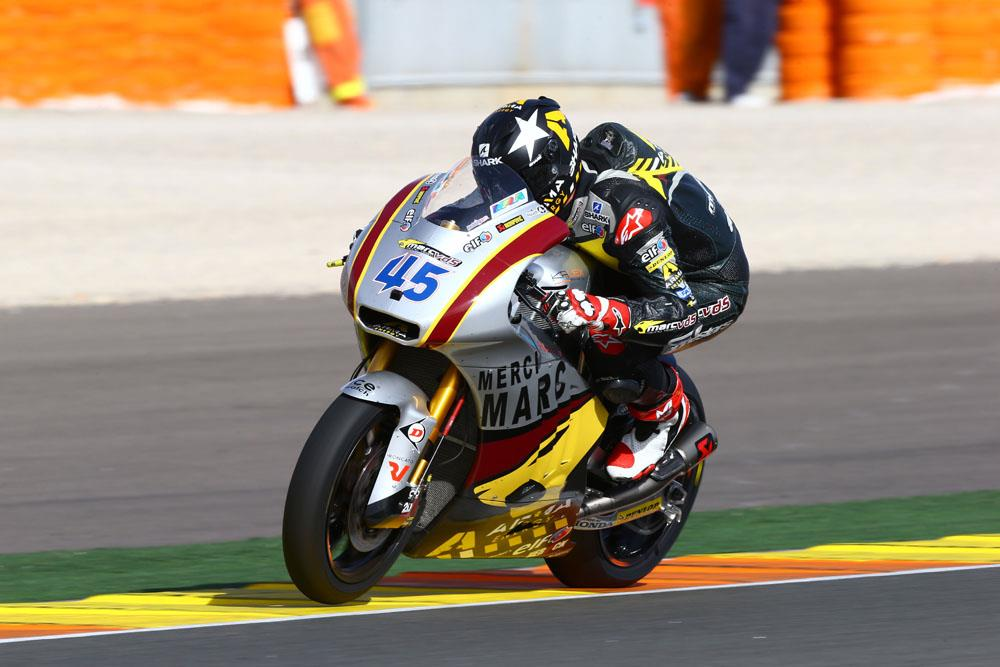 Scott Redding will make a dream return to the Marc VDS Racing squad in ...