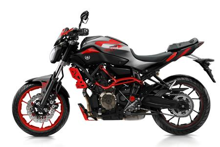Cologne Show: New Yamaha MT-07 Moto Cage unveiled