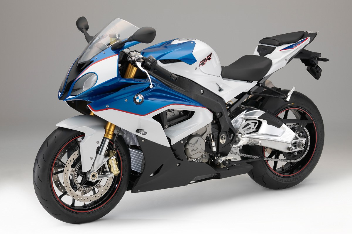 Cologne Show New Bmw S1000rr
