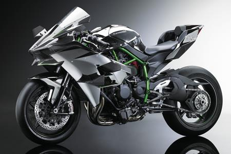 Cologne Show: Radical Kawasaki Ninja H2