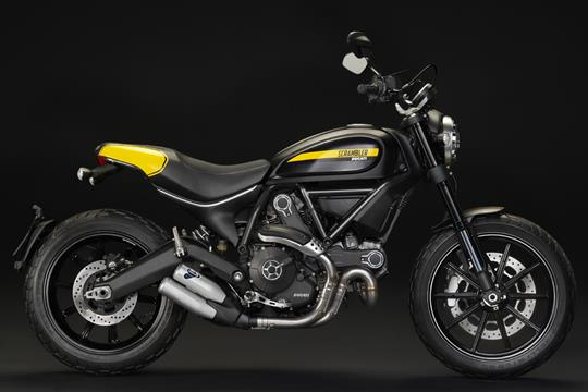 cologne show: ducati scrambler revealed | mcn
