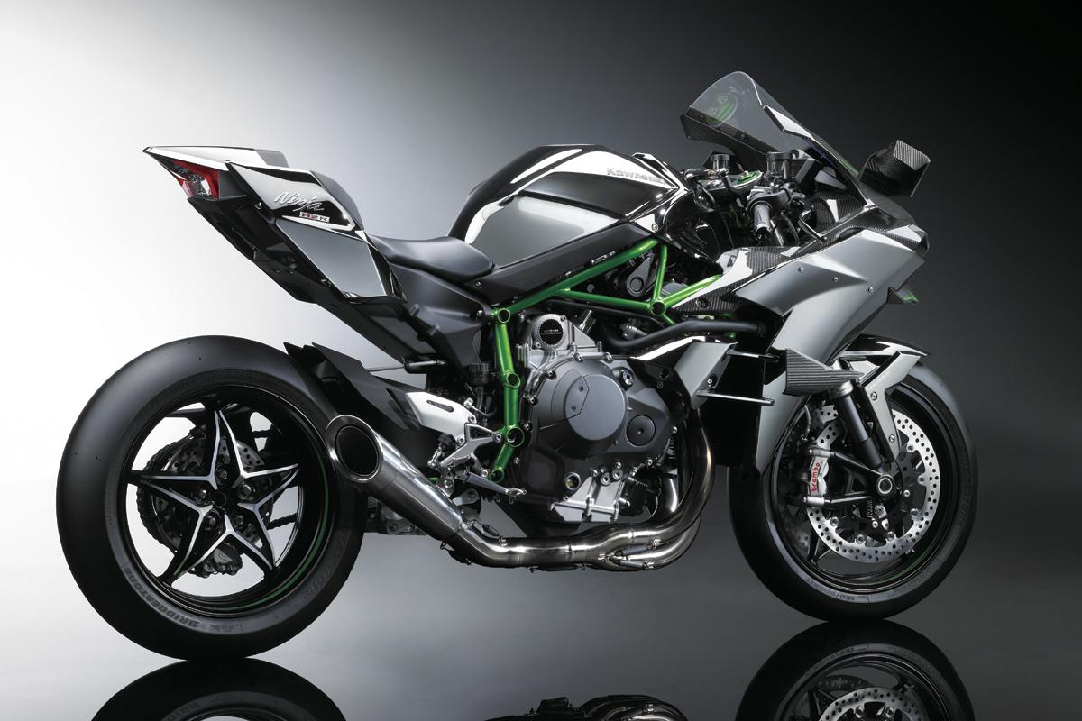 Is The Kawasaki H2R Everything You Hoped