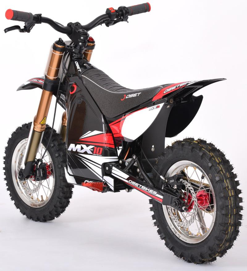 OSET's electric motocross bike revealed | MCN