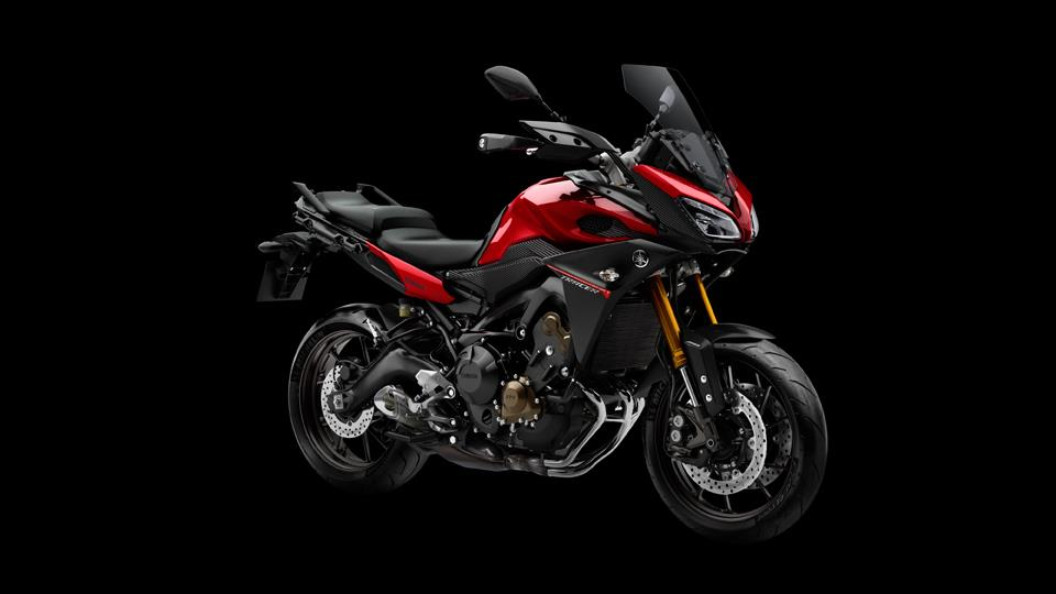 MILAN SHOW: Yamaha Launch Faired MT-09 Tracer