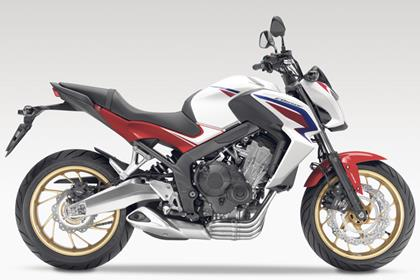 HONDA CB650F  (2014-on)