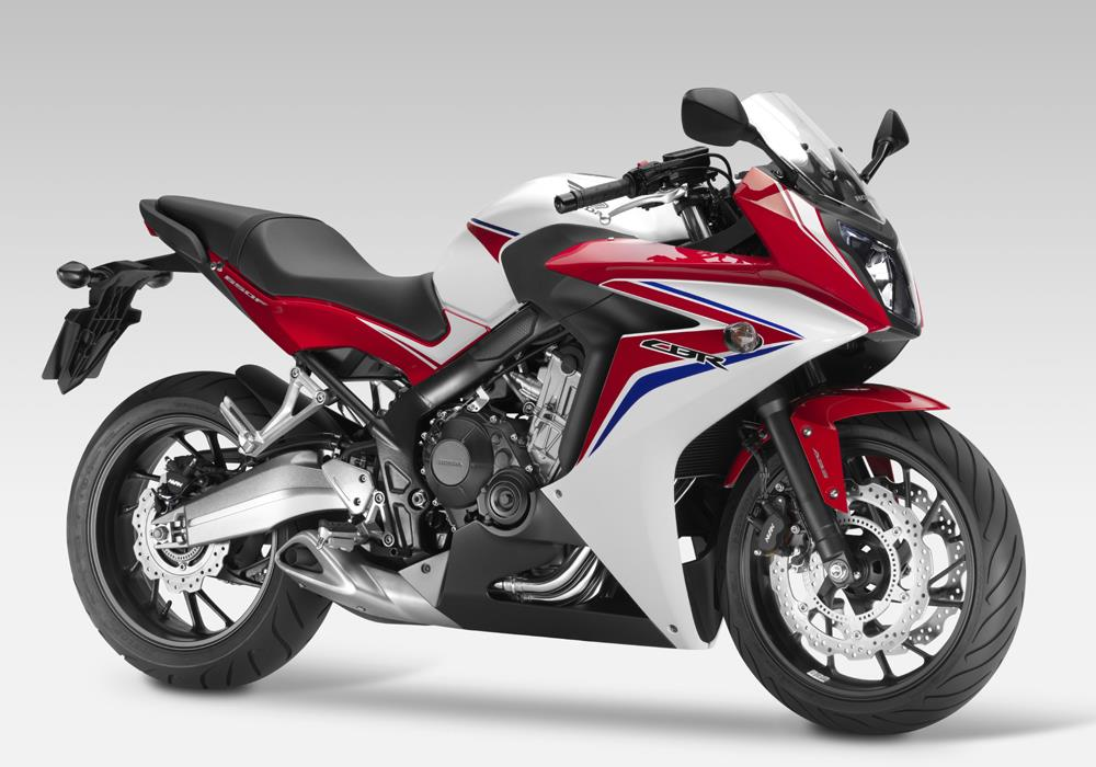 Honda Cbr650f 2014 On Review Mcn