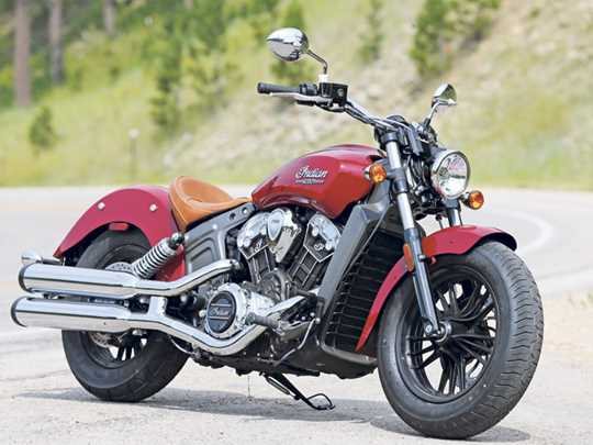 INDIAN SCOUT  (2014-on)