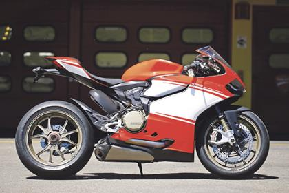 DUCATI 1199 SUPERLEGGERA  (2014-2014)