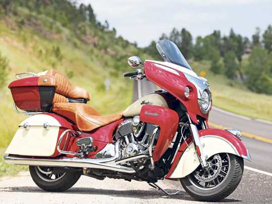 INDIAN ROADMASTER  (2014-on)