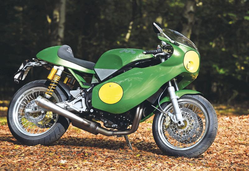 Paton : PATON S1 (2014-on) Review MCN