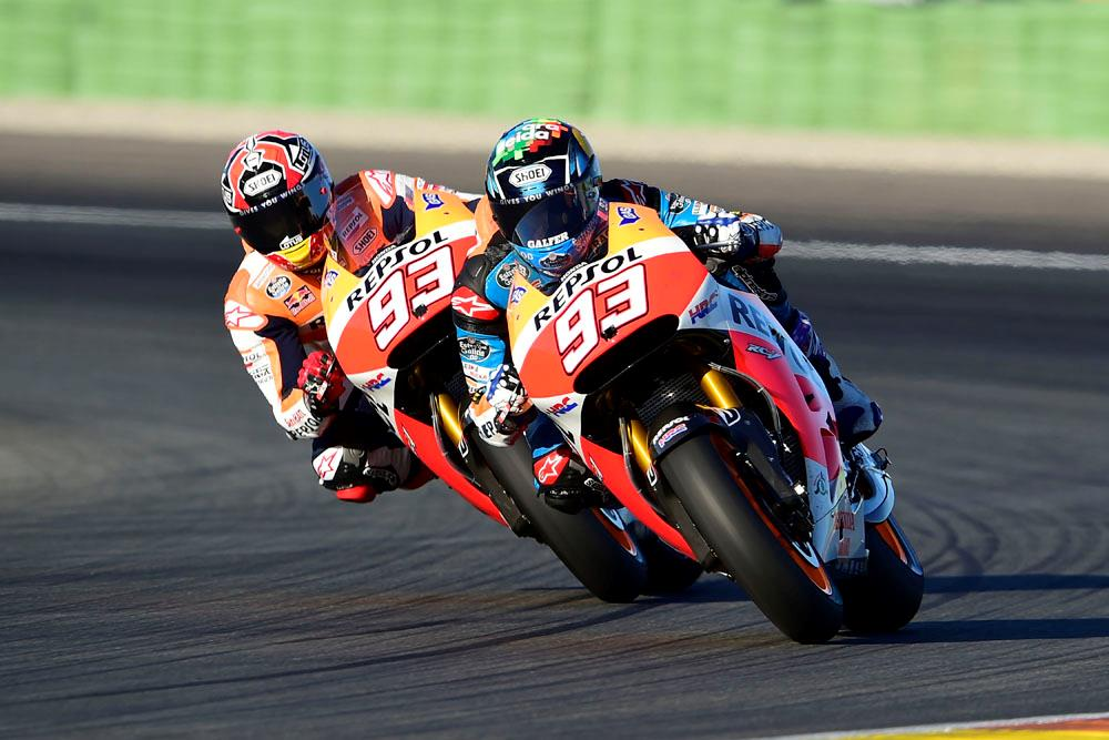 Marc Marquez would welcome brother Alex as future teammate ...