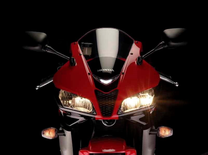 Exceptional ... Honda CBR600RR Motorcycle Review   Front View ... Idea
