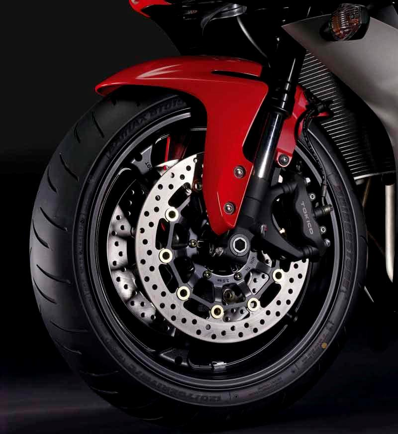 ... Honda CBR600RR Motorcycle Review   Brakes ...