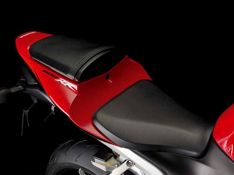 ... Honda CBR600RR Motorcycle Review   Rear View ...
