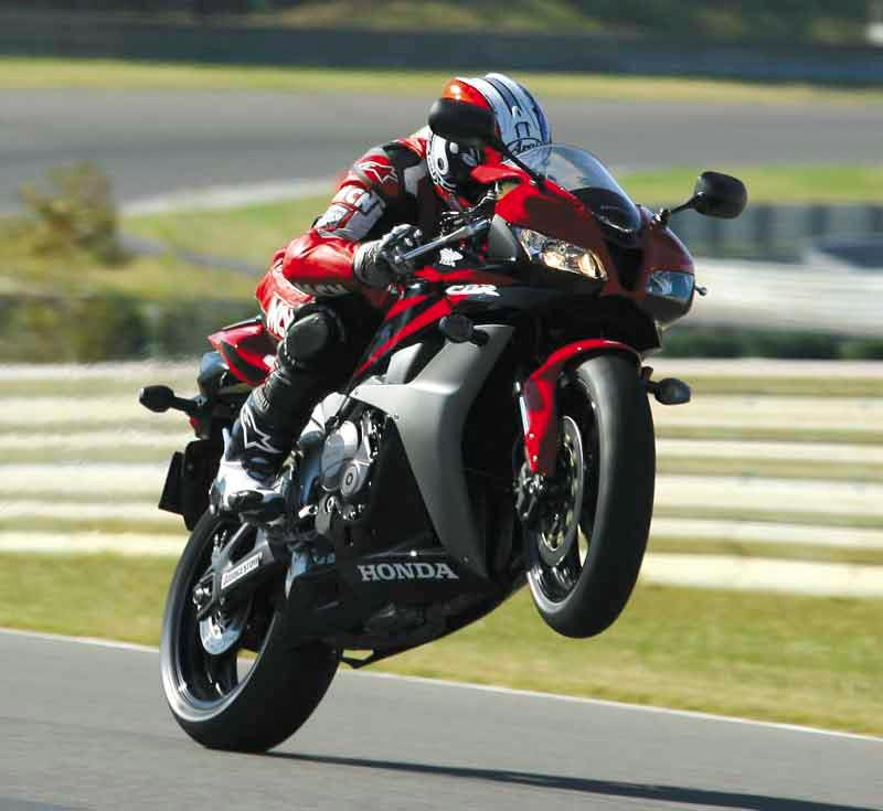 Honda Cbr600rr 2007 2008 Review Mcn