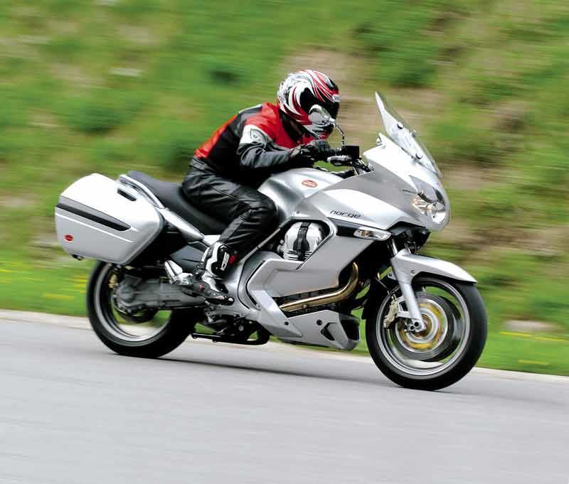 Moto Guzzi Norge 2006 2011 Review Mcn