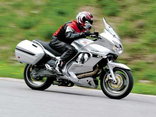 MOTO-GUZZI NORGE  (2006-2011)