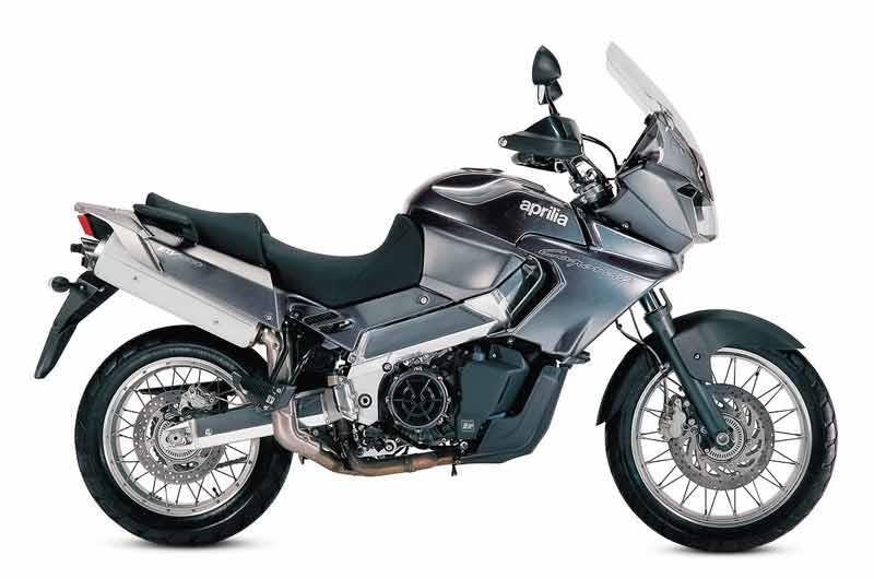 Aprilia caponord 1000 2001 2004 review mcn an excellent if flawed motorcycle which sells for an indecently low price fandeluxe Choice Image